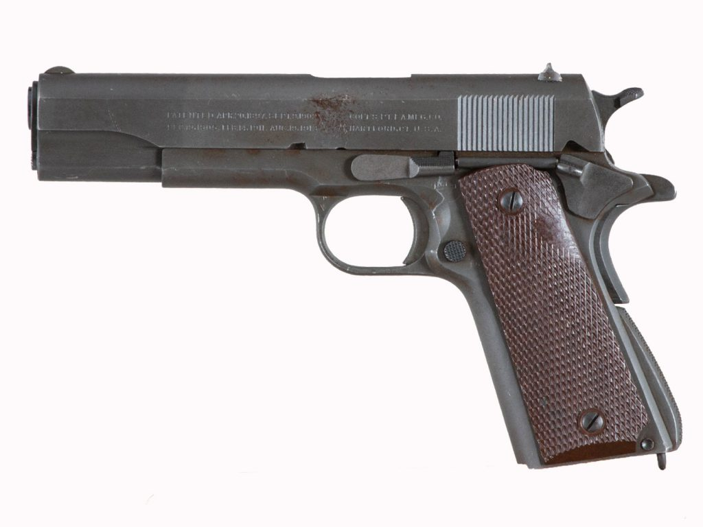 The Colt 1911 just might be one of the greatest firearm inventions of our time.